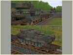 Leopard 2 Transport-Set