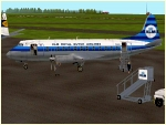Vickers Viscount 800 KLM Set