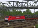 E-Loks BR 189 der DB Railion in Epoche VI - Set 2