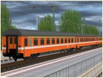 FS Eurofima-Wagen, orange Epoche IV und V