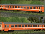 SBB RIC-Wagen orange, Epoche IV-V