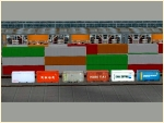 Containerset 20ft kompatibel zu TexEx