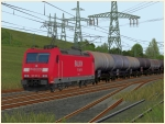 BR 185.1 Railion DB Logistics in Epoche V