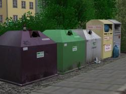 Recycling-Container Set 2 im EEP-Shop kaufen