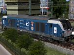 Diesellokomotive, Normalspur Vectron DE - Sonderedition