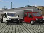 Ford Transit der 5-ten Generation. Set 1 mit 30 ...