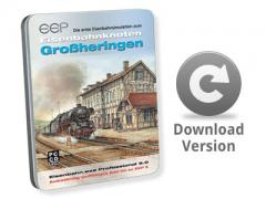 Anlage Bahnknoten Grossheringen<br>Download-Vollversion