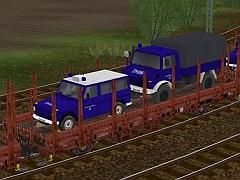 THW Transport-Set 1