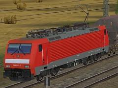 E-Loks BR 189 der DBAG in Epoche V - Set 1