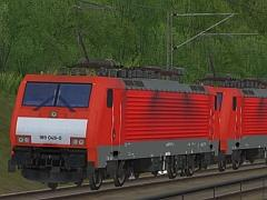 E-Loks BR 189 der DBAG in Epoche VI - Set 2