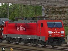 E-Loks BR 189 der DB Railion in Epoche VI - Set 1