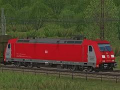 E-Loks BR 185 der DB-Schenker in Epoche VI - Set 2