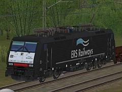 E-Loks BR189 Dispolok in Ep VI bei MRCE - Set 6 - ERS Railways