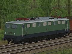 E-Loks BR E50 der DB in Epoche III - Set 1