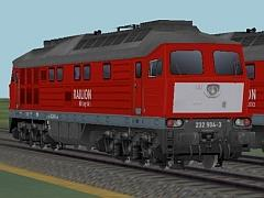 Dieselloks DBAG BR 232.9 Railion-DB-Logistics in Epoche V