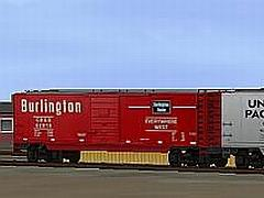 US Cr-BOX-CAR Set 2