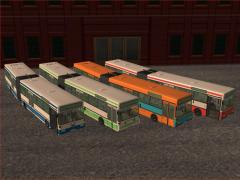 Mercedes-Benz Bus O 405 G Set 2