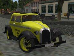 Checker Cab