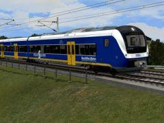 BR440.2 - Alstom Coradia Continental - NordWestBahn (Set)