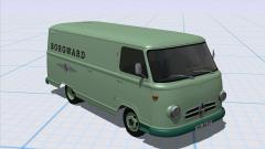 Borgward B 611 Transporter Set 1