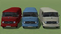 Mercedes L 319 - Transporter Set 1