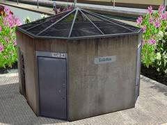 Toilettenhaus-Set
