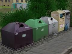 Recycling-Container Set 2