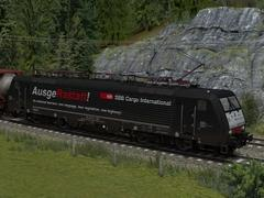 BR189 MRCE / SBB Cargo International