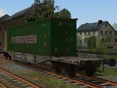Containertransportwagen Sgns691/Sgnss 692 Ep.VI Set2