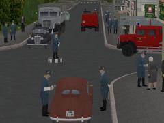 Polizei Epoche IIIa Set 2