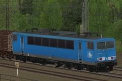 E-Lok BR 155 der Press Ep.VI Set1