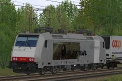 E-Lok BR 186 Railpool/Railcare EpVI Set1