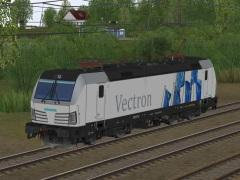 Vectron AC BR193 Siemens Mobility Set1