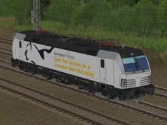 Vectron AC BR193 Siemens Mobility Set2