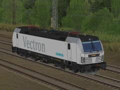 Vectron AC BR192 Siemens Mobility Set4