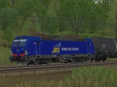 Vectron MS 193 493 Hupac/WRS