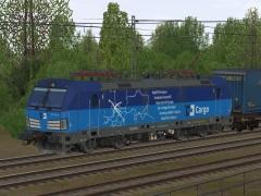Vectron MS BR383 CD Cargo Set1