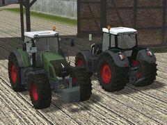 Vendt 936 (Fendt 936 Schlepper)