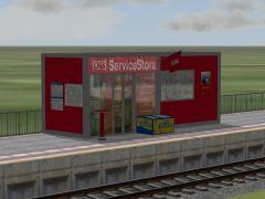 DB-Sevice Store Set 2