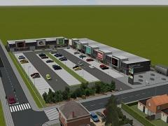 Shopping Center - Set