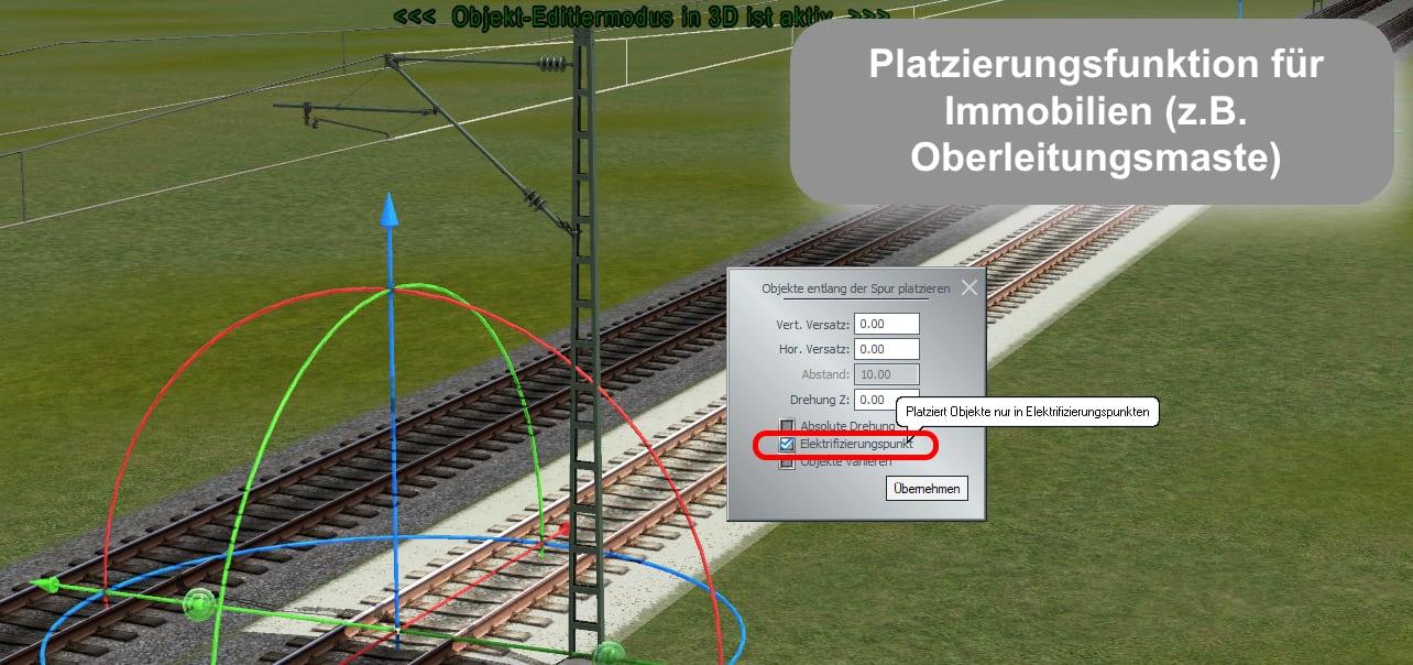 Lieferumfang – neue Modelle im Plug-In 1 zu EEP 15.1